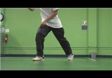 footwork – Basics for beginners (source: youtube)