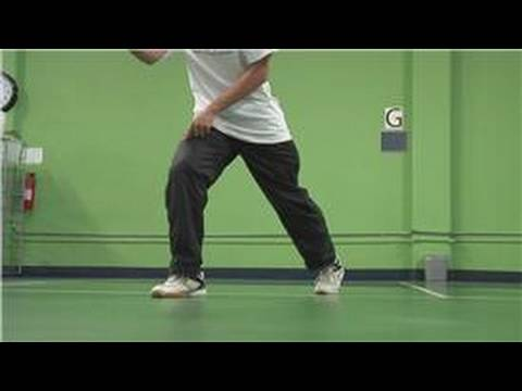 footwork – Basics for beginners