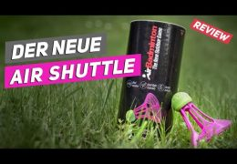 Review – Der Badminton Air Shuttle [Test]