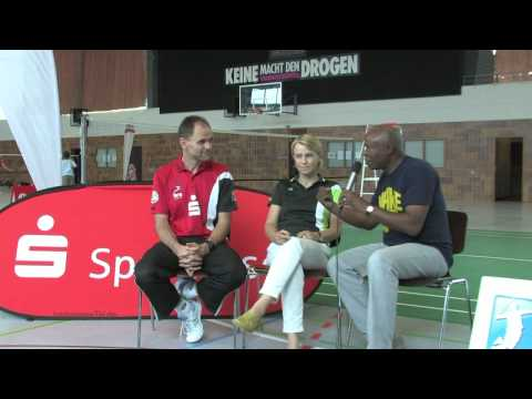 Interview mit Rena Eckart & Manfred Ernst (Management PTSV Rosenheim) – Juni 2012