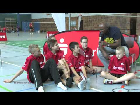 Interview mit Badminton Juniors – Juni 2012
