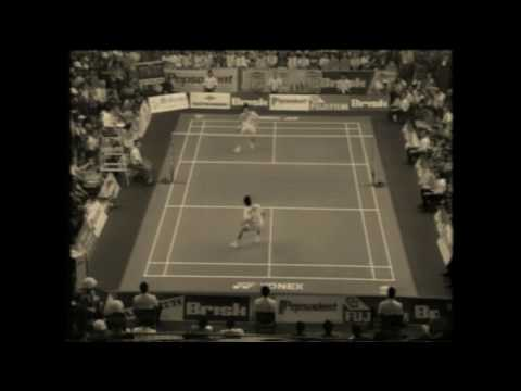Badminton-Oldi