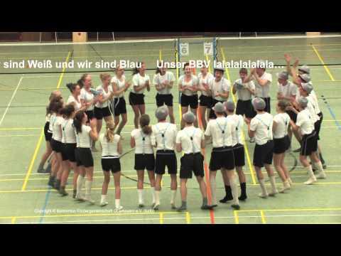 BBV Badminton-Kader – Bayern Song 2011