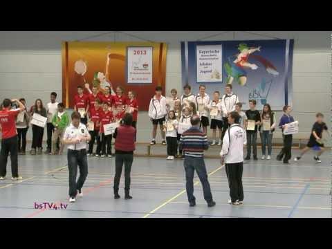Trailer Bayerische MM U19 und U15