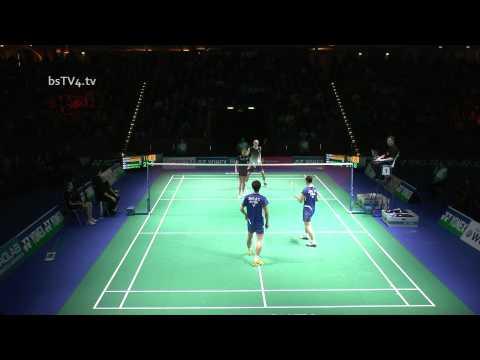 Match des Sonntags – Mixed Doppel Finale – YONEX German Open 2013