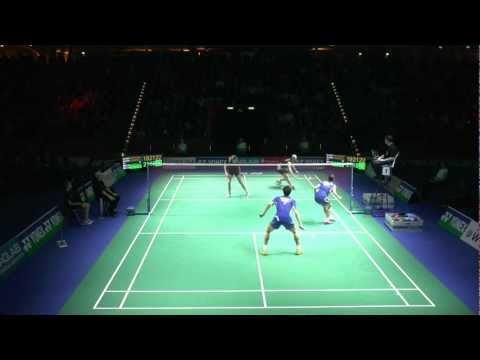 mixed doubles – YONEX German Open 2013 (3D in 2D)
