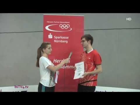 Interview Lukas Gunzelmann – Badminton Talentnest