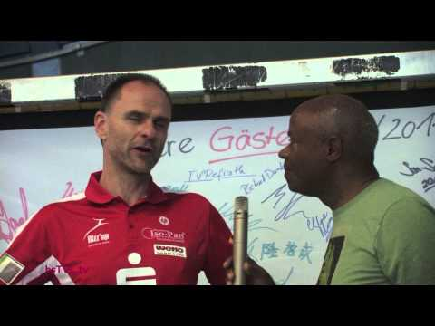 Interview mit Manfred Ernst (Cheftrainer PTSV Rosenheim) – September 2013