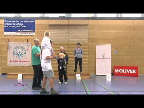Special Olympics – ESV München Oktober 2013