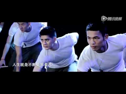 "China Badminton team song ""Pursuit"" new version"