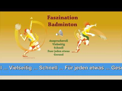 """Faszination Badminton"""
