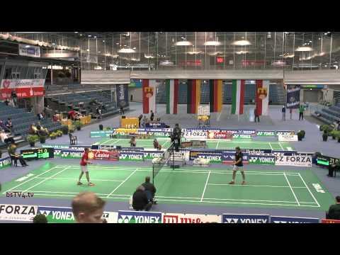 Herreneinzel – Deutsche Meisterschaften 2014 (O19)