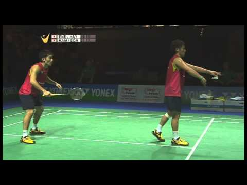 YONEX GERMAN OPEN 2014 – MD Final