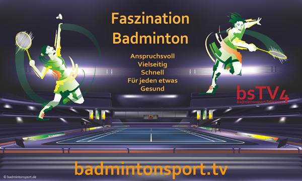 Badmintonsport Television