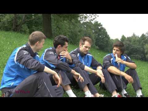 Let's go, Ro – Promotion 2014 +++ 1. Bundesliga – PTSV Rosenheim