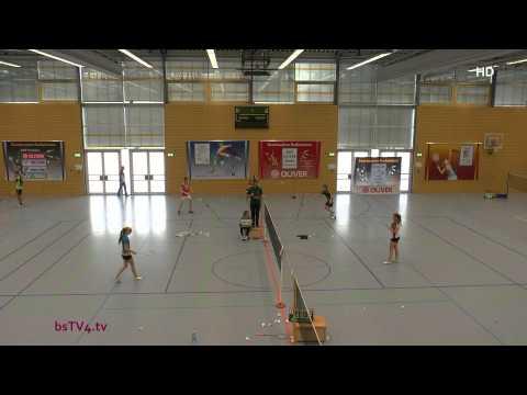 DE U17 Endspiel – 3. BBV RLT U11-U19 2014