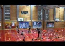 BAY EM Frauen U11-U19 2014  Wettkämpfe
