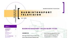 Publikation Badmintonsport TV