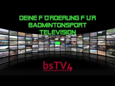 2euro4badminton.de - Deine Förderung für BADMINTONSPORT TELEVISION