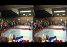3D Side by side (HD) Promotion Badmintonsport mit Bundesliga, Meisterschaften, … 2014