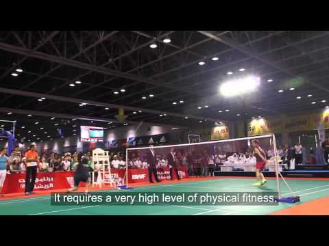 Promo – Shuttle Time Dubai: Badminton Begins