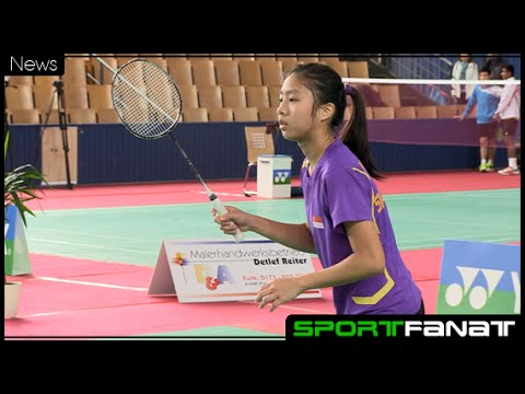 German Junior Badminton 2015