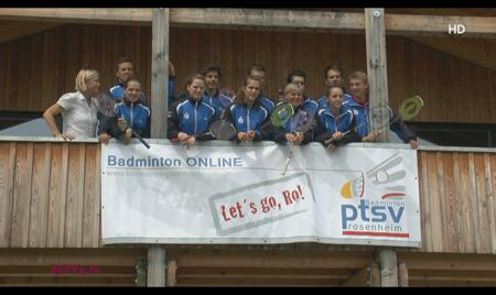 Dankeschön PTSV Rosenheim