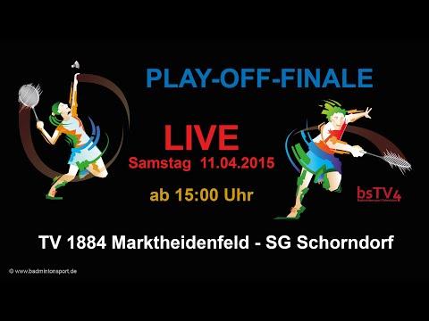 Aufzeichnung vom Samstag PLAY-OFF-FINALE: TV 1884 Marktheidenfeld – SG Schorndorf
