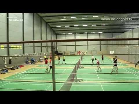 Vision Gold: Badminton [April 2015]