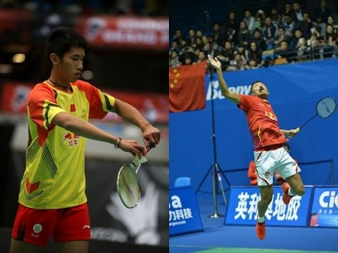 Final – Badminton Asia Champs 2015 – Tian Houwei vs Lin Dan