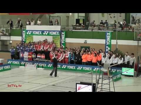 U17 6-Nations Badminton-Turnier 2015
