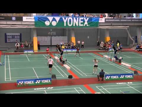 FINALE Einzel – Int. Bodensee-Jugend-Turnier 2015