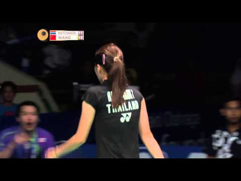 * * * more as 500.000 Klicks * * * Play Of The Day | Badminton Semifinals – BCA Indonesia Open 2015
