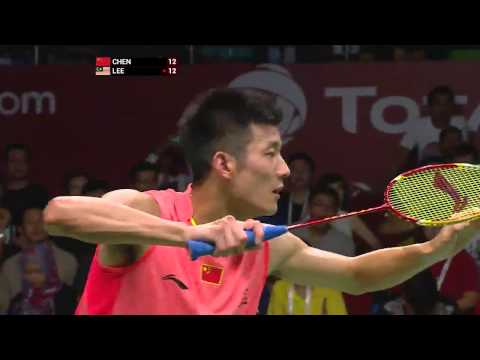 TOTAL BWF World Championships 2015 | Badminton F – Day 7