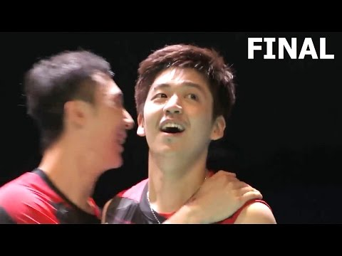 Lee Yong Dae /Yoo Yeon Seong vs Fu Haifeng /Zhang Nan | 2015 Japan Open FINAL