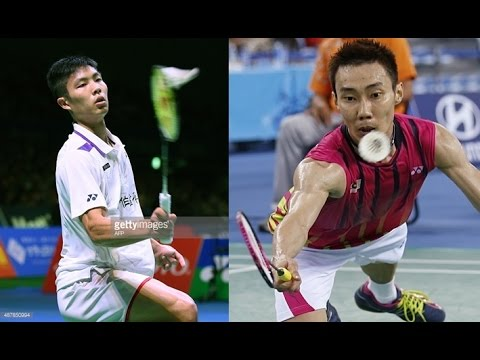 2015 French Open Superseries Final – Chou Tien Chen vs Lee Chong Wei