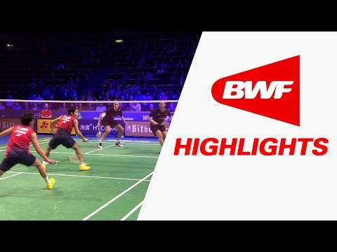 Bitburger Badminton Open 2015 | Badminton SF – Highlights