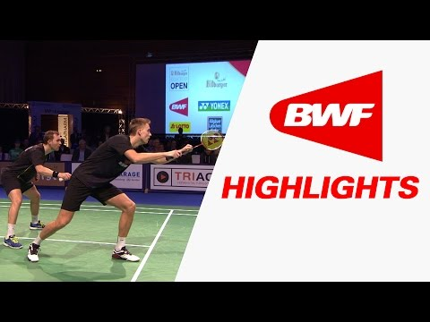 Bitburger Badminton Open 2015 | Badminton F – Highlights