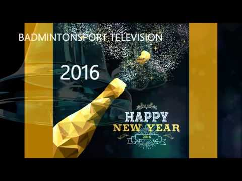 Happy New Year – Ein erfolgreiches (Badminton) Jahr 2016