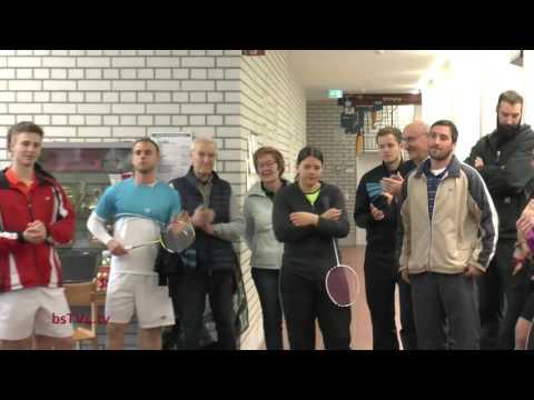 Begrüssung – BAY EM Einzelmeisterschaften Aktive 2015