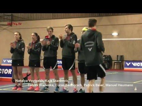 Trailer – TSV Neuhausen-Nymphenburg – SC Union Lüdinghausen 16.01.2016