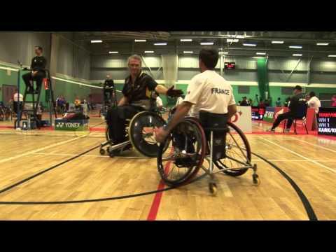 BWF Para-Badminton World Championships 2015