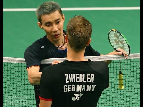 R32 MS – 2015 World Championships – Lee Chong Wei vs Marc Zwiebler