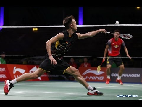 R16 – Marc Zwiebler vs Chen Long – 2014 China Super Series Premier