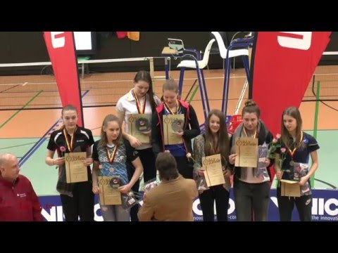 Trailer – Deutsche NW Meisterschaften U19 U17 U15 2016