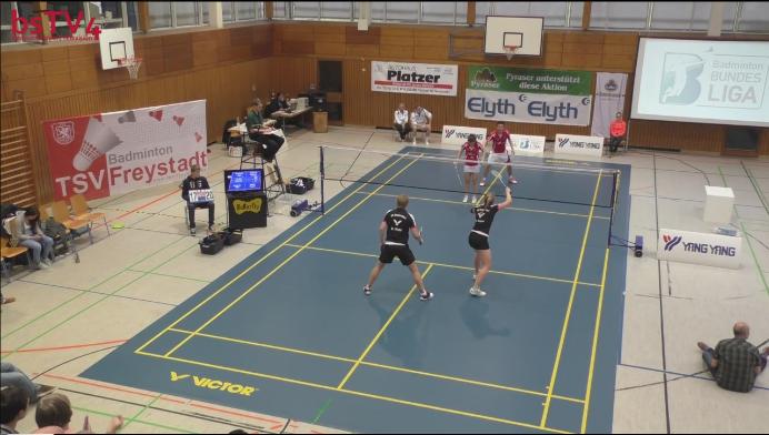 Aufzeichnung: 2. BL TSV 1906 Freystadt – SG Schorndorf vom 19.03.2016