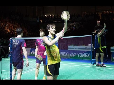 Final – 2016 YONEX German Open – Ko Sung Hyun/Shin Baek Cheol vs Lee Yong Dae/Yoo Yeon Seong