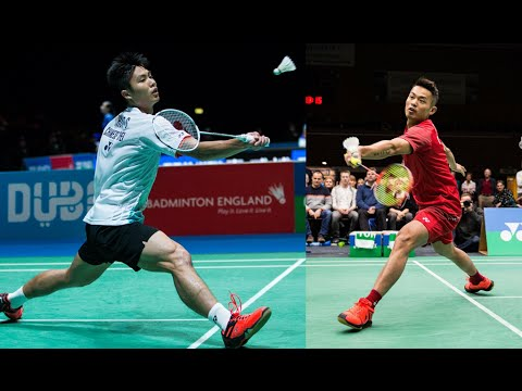 Final – 2016 YONEX German Open – Lin Dan vs Chou Tien Chen