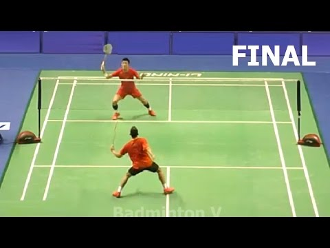 2016 China Masters Final Lin Dan vs Chen Long