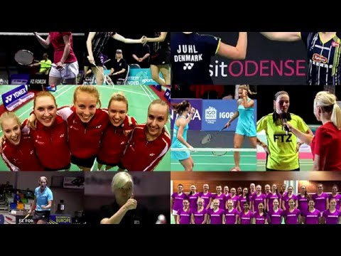 Women in Badminton – Promotion Video